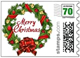 USPS Merry Christmas Stamps - Sheet of 20 Stamps...
