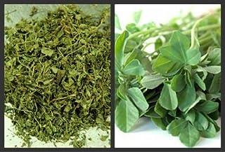 Hojas secas de fenogreco / Methi kasoori - 100 g