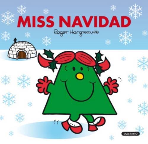Miss Navidad (Mr. Men y Little Miss)
