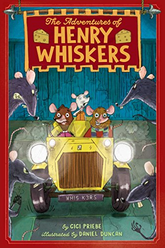 The Adventures of Henry Whiskers (1)