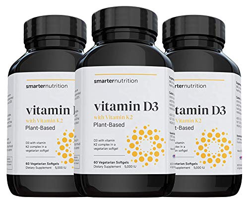 Plant-Based Vitamin D3 Immune Su...