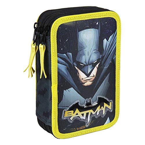 Batman 21-2493, Estuche, Talla Única, Multicolor