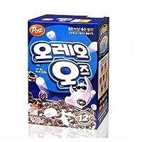 Oreo Oz 500g/Oreo Cereal/Korea Snack/オレオオズ500g /オレオ穀物/韓国スナック [並行輸入品]