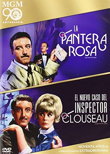 La Pantera Rosa/ Nuevo Caso Del Inspector Clouseau Panter [DVD]