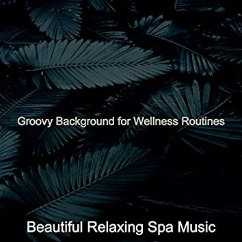 Groovy Background for Wellness Routines