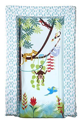 East Coast Nursery Ltd Tropical Friends Changing Mat, Multi