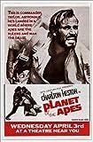 Poster 40 x 60 cm: Planet der Affen (englisch) von Everett