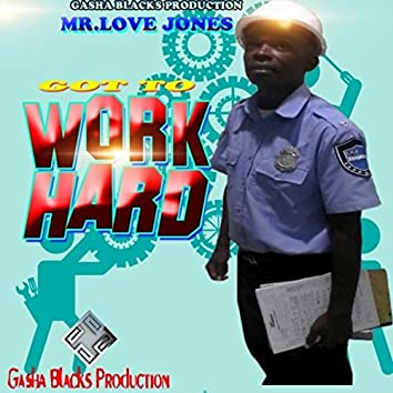 Work Hard - Single