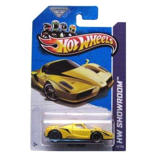Hotwheels Diecast Car Hot Wheels - Enzo Ferrari (HW Showroom 2013)