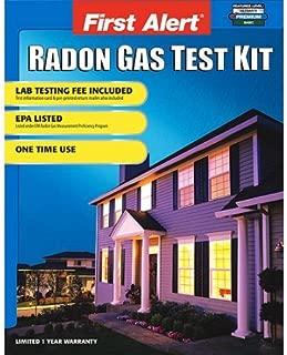 First Alert SC07 Home Radon Test Kit RD1