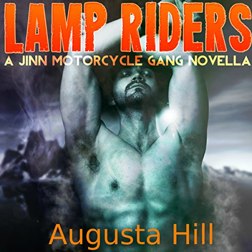 Lamp Riders audiobook cover art