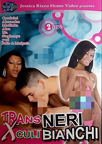 Sex MOVIE DVD Trans neri x culi bianchi JESSICA RIZZO HOME VIDEO jr1194