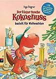 Der kleine Drache Kokosnuss bastelt für Weihnachten: Set mit CD