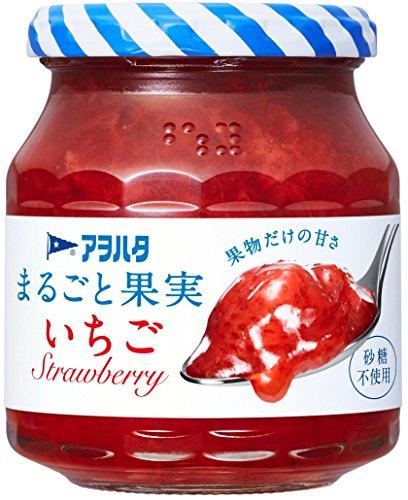 アヲハタ まるごと果実 いちご 瓶255g [0016]
