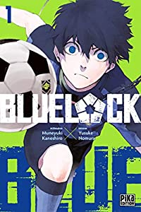 Blue Lock Edition simple Tome 1