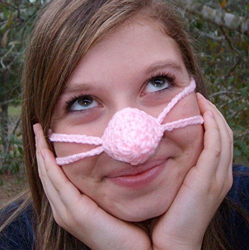 Pinky Nose - Aunt Marty's Original Nose Warmer Cover, Outdoor Warmth and Comfort