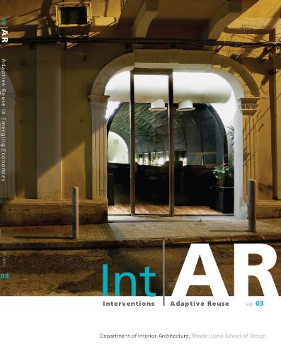 IntAR, Interventions Adaptive Reuse, Volume 03; Adaptive Reuse in Emerging Economies