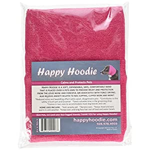 Happy Hoodie – Pink – 2 Pack 1 Large & 1 Small
