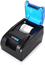 Atpos 58MM H-58 USB Thermal Receipt Printer | ESC/POS Print Billing Kiosk CSP - Black