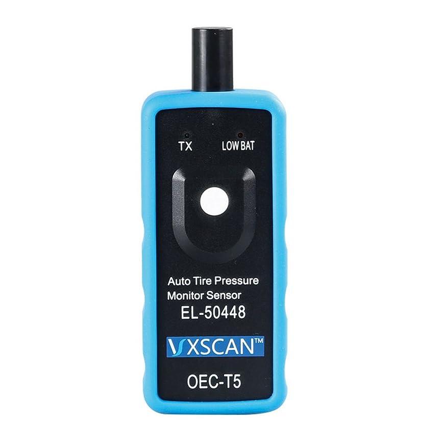 VXSCAN OEC-T5 EL-50448 Auto Tire Pressure Monitor Sensor TPMS Activation Reset Tool for GM Series Vehicle 2010-2013