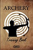 MDC Archery Training Book | Travel Size Archery Score Book: Shooting Log Book | Customizable Table of Contents | Easy to Navigate and Organize Your Notes