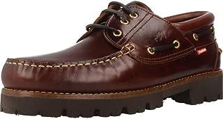 Fluchos | Zapato de Hombre | Richfield F0046 Pull Castaño Zapatos Light | Zapato de Piel de Ternera de Primera Calidad | C...