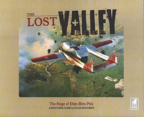 Solitaire Wargame The Lost Valley - The Siege of Dien Bien Phu