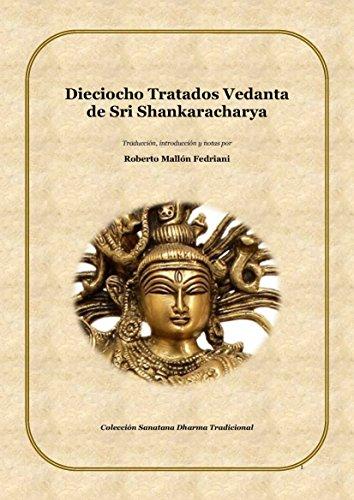 Dieciocho Tratados Vedanta de Sri Shankaracharya: Colección Sanatana Dharma Tradicional