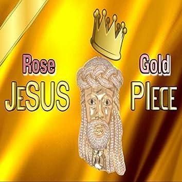 Rose Gold (Jesus Piece)