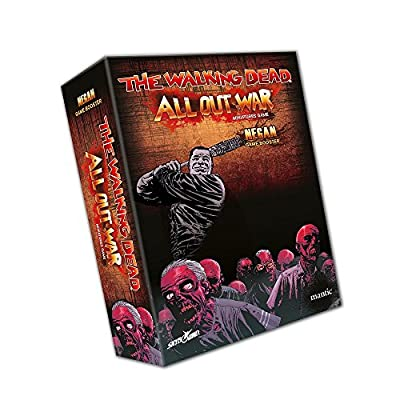 The Walking Dead All Out War–Negan (Expansion–Italian Edition), 74972 from MS Edizioni