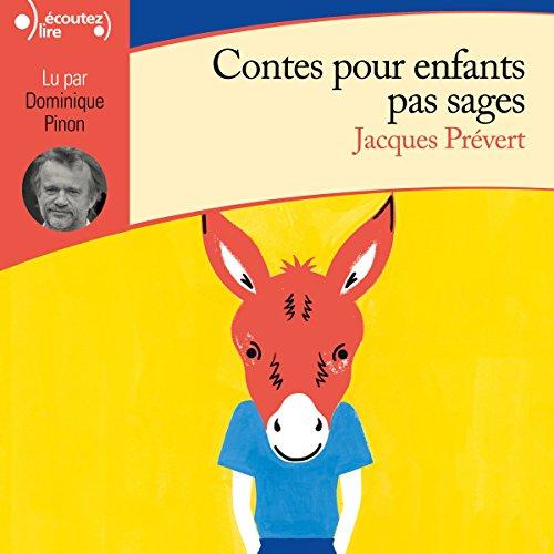Page de couverture de Contes pour enfants pas sages