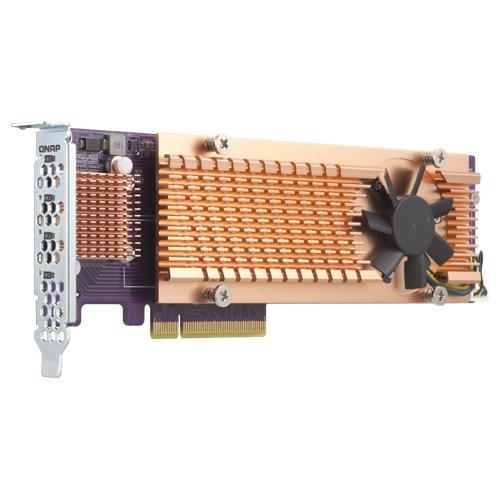 Qnap QM2-4P-384 QM2 Card - QM2-4P-384