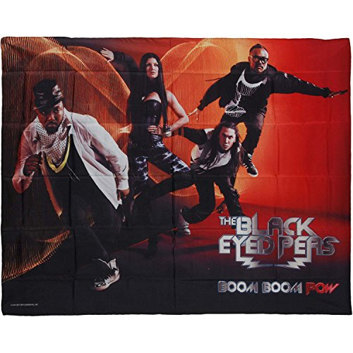 Black Eyed Peas - Boom Boom Pow Poster 30'' x 40'' Textile/Fabric Poster