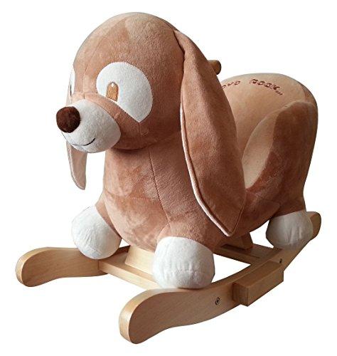Sweety Toys 4782 cavalli a dondolo lepre 'Robin the Rabbit'