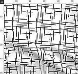 Streifen, Kariert, Schwarz Und Weiß, Geometrisch, Trend