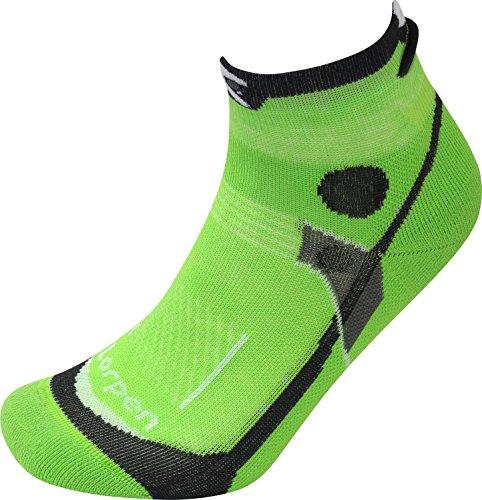 Lorpen Socks T3 Ultra Trail Running Calcetines, Hombre, Verde Claro, M