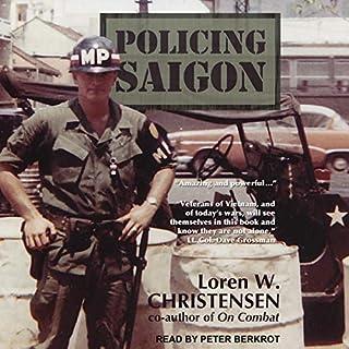 Policing Saigon cover art
