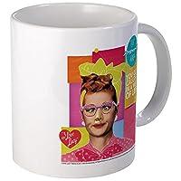 Tasse à café blanche standard de 9,5 x 7,6 cm, capacité de 325 ml. Au choix : mug noir (9,5 x 7,6 cm, 325 ml) ou grand mug (11,4 x 9,5 cm, 567 ml). La poignée blanche et noire offre une belle option de design. En céramique durable avec poignée facile...