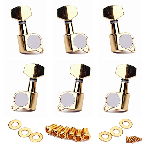 perfeclan 6R Tuners Peg Online Machine Tuners per Chitarra
