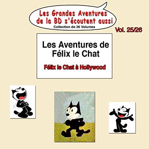 Couverture de Félix le Chat à Hollywood