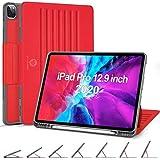 OCYCLONE iPad 12.9 Coque pour iPad Pro 12.9' 2020/2018, Support de Visionnement Magnétique...