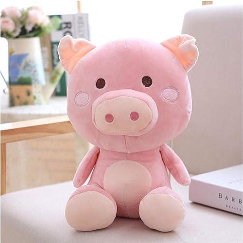 disfrutando de sus compras Abajo algodón Cerdo Cerdo Cerdo muñeca Juguete de Peluche de Dibujos Animados Suave Kawaii Regalo para Niños y Niños 60 cm  ahorre 60% de descuento