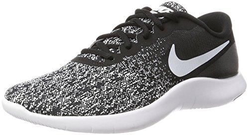 Nike Men#039s Flex Contact Running Shoes 13 DM US Black White Brand: NIKE