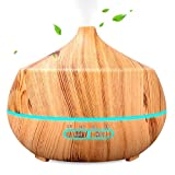 INSMART Essential Oil Diffuser, 400ml 4...