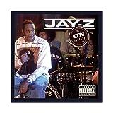 Jay-Z's Albumcover – Jay-Z: Unplugged Leinwand-Poster,