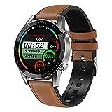MYONLY DT92 Smart Watch Men Bluetooth Llamada Regalo de Regalo IP67 Impermeable Tasa del corazón Presión Arterial Oxígeno Deportes Hombres SmartWatch vs L13,B