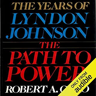 The Path to Power audiobook cover art