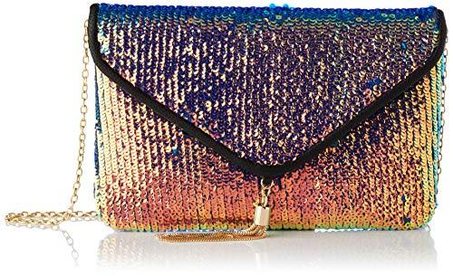 SwankySwans Maura, Bolsa de embrague para Mujer, multicolor, One Size