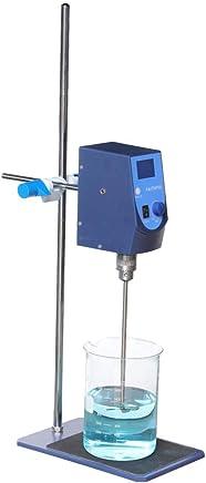 Faithful MT-SH-II-6C Digital Overhead Stirrer with Stirring Rod and Stand, 20L Capacity