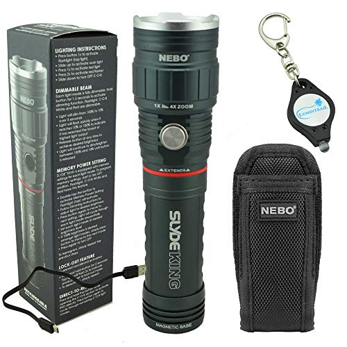 Nebo Slyde King 6434 Rechargeable LED...